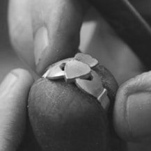 Claddagh Ring Made By Hand