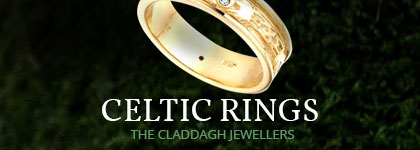 Irish Made Celtic Jewelry