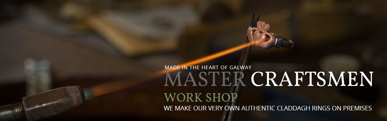 Makers of the Authentic Claddagh Ring